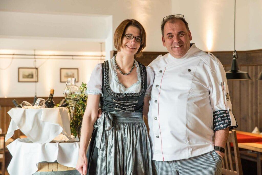 Hotel Restaurant Metzgerwirt Bayersoien Gastgeber Neuner Boie