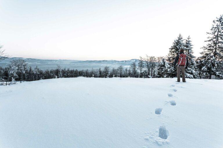 Winterwandern Ammergauer Alpen