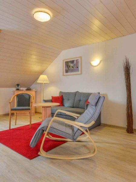 Hotel Restaurant Metzgerwirt Bayersoien Wohnraum