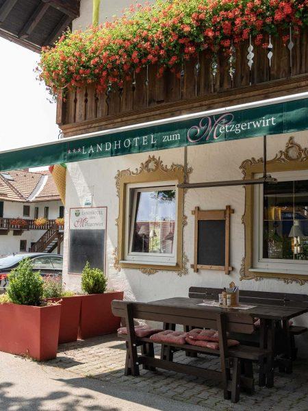 Zum Metzgerwirt Bad Bayersoien Restaurant Herzlich Willkommen